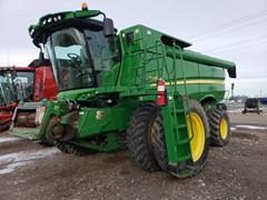 Combine For Sale 2013 John Deere S670 , 373 HP