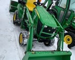 Tractor - Compact Utility For Sale: 2016 John Deere 1023E, 23 HP