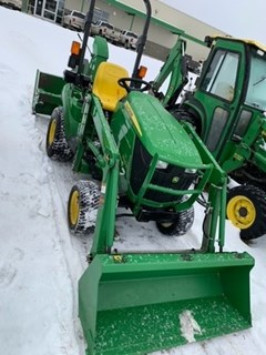 Tractor - Compact Utility For Sale:  2016 John Deere 1023E , 23 HP