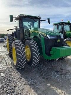 Tractor - Row Crop For Sale 2020 John Deere 8R 410