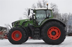 Tractor For Sale 2018 Fendt 828 VARIO , 260 HP