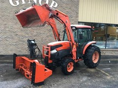Tractor For Sale 2007 Kubota L5240HSTC