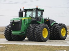 Tractor - 4WD For Sale 2019 John Deere 9620R , 620 HP