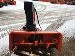 Snow Blower For Sale 2016 Kubota B2781B