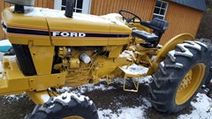Tractor - Utility For Sale 1992 Ford 250C , 56 HP