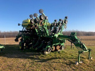 2014 John Deere 1790 Planter For Sale