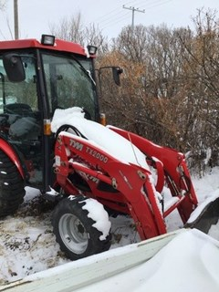 Tractor - Compact Utility For Sale 2012 TYM T293