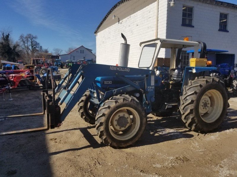 1998 New Holland 5030 R4L Tractor For Sale