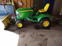 Riding Mower For Sale 2009 John Deere X720