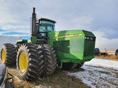 Tractor - 4WD For Sale 1990 John Deere 8760 , 300 HP
