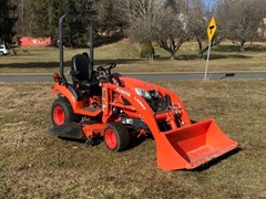 Tractor - Compact Utility For Sale 2018 Kubota bx2380 , 23 HP