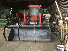 Tractor - Row Crop For Sale 2004 Case IH JX95