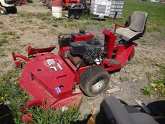 Riding Mower For Sale 2007 Ferris H2223K , 23 HP