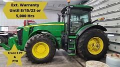 Tractor - Row Crop For Sale 2017 John Deere 8345R