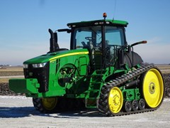 Tractor - Track For Sale 2020 John Deere 8370RT , 370 HP