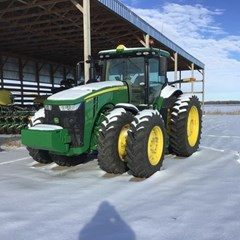 Tractor - Row Crop For Sale 2020 John Deere 8370R , 370 HP