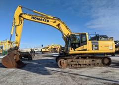 Excavator For Sale 2018 Komatsu PC360LC-11