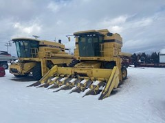 Combine For Sale New Holland TR97