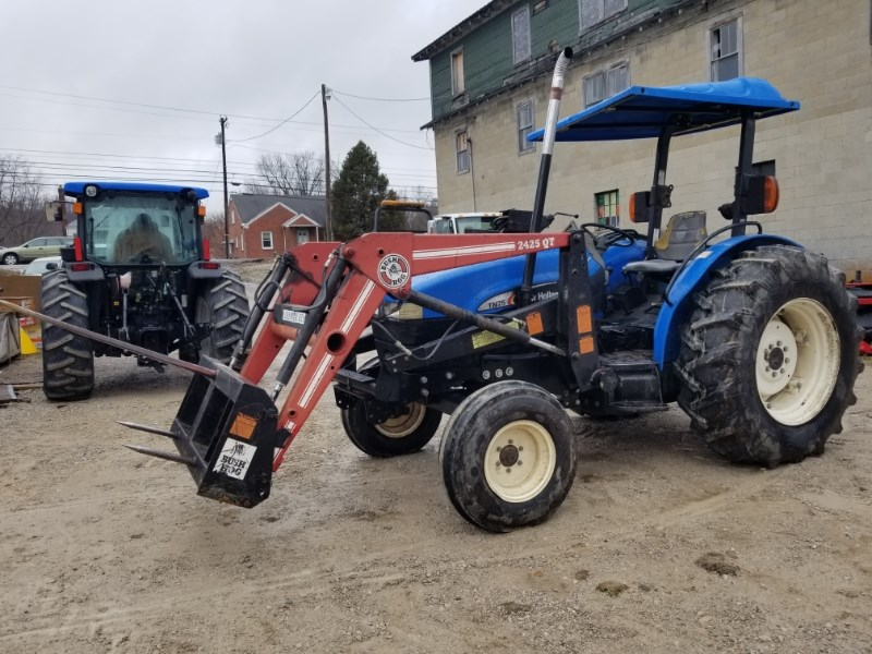 2003 New Holland TN75 R2L Tractor For Sale