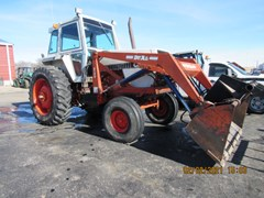 Tractor For Sale 1983 Case IH 2090