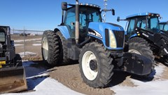 Tractor For Sale 2004 New Holland TG255 , 215 HP