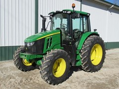 Tractor - Utility For Sale 2020 John Deere 6110M , 110 HP