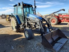 Tractor For Sale 1999 Ford TS100 , 100 HP