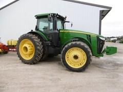 Tractor - Row Crop For Sale 2011 John Deere 8335R , 335 HP