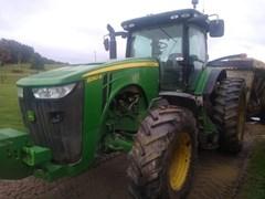 Tractor - Row Crop For Sale 2012 John Deere 8260R , 260 HP
