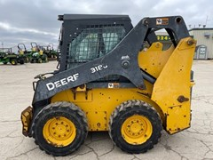 Skid Steer For Sale 2018 John Deere 318G