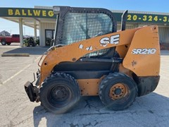 Skid Steer For Sale 2017 Case SR210
