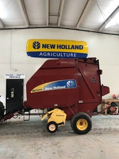 Baler-Round For Sale:  2012 New Holland BR7070