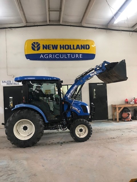 2016 New Holland BOOMER 54 D Tractor - Compact For Sale