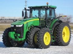 Tractor - Row Crop For Sale 2020 John Deere 8320R , 320 HP