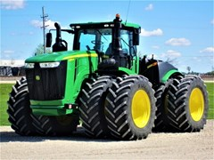 Tractor - 4WD For Sale 2020 John Deere 9520R , 520 HP