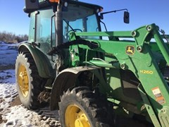 Tractor - Utility For Sale 2013 John Deere 5085M , 85 HP