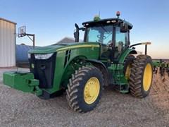 Tractor - Row Crop For Sale 2014 John Deere 8260R , 260 HP