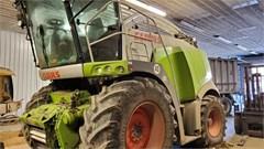 Forage Harvester-Self Propelled For Sale 2014 CLAAS JAGUAR 960 , 653 HP