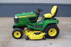 Riding Mower For Sale 2018 John Deere X758 , 24 HP