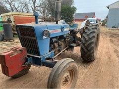 Tractor For Sale 1970 Ford 4000