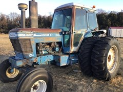 Tractor - Row Crop For Sale 1977 Ford 9700 , 150 HP