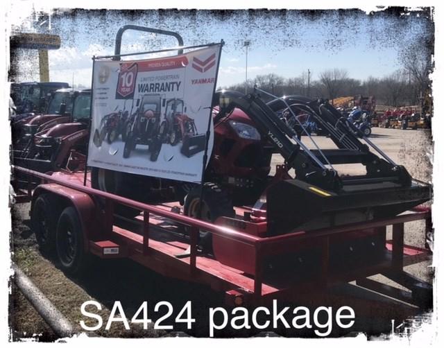 2020 Yanmar SA424 Tractor - Compact Utility For Sale