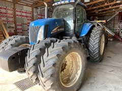 Tractor - Row Crop For Sale 2003 New Holland TG285