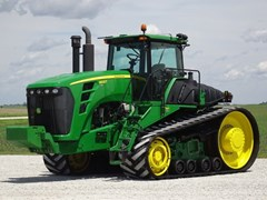 Tractor - Track For Sale 2010 John Deere 9630T , 530 HP