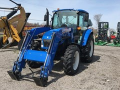 Tractor - Utility For Sale 2016 New Holland T4.75 , 74 HP