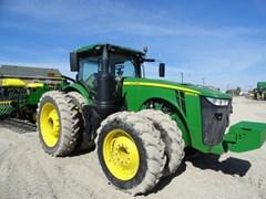 Tractor - Row Crop For Sale 2018 John Deere 8370R , 370 HP