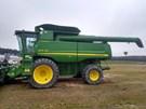 Combine For Sale:  2009 John Deere 9670 STS