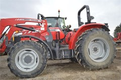 Tractor For Sale 2015 Massey Ferguson 4710 , 100 HP