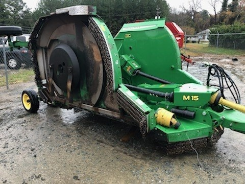 2019 John Deere M15 Rotary Cutter For Sale