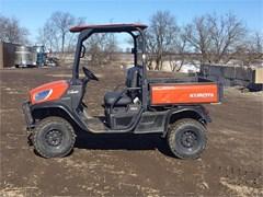 Utility Vehicle For Sale 2015 Kubota RTVX900G